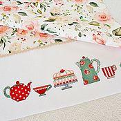 Для дома и интерьера handmade. Livemaster - original item Napkin with hand embroidery