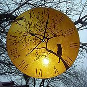 Для дома и интерьера ручной работы. Ярмарка Мастеров - ручная работа Тишина...Восход солнца.... Handmade.