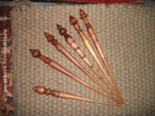 Другие виды рукоделия ручной работы. Ярмарка Мастеров - ручная работа. Купить веретено. Handmade. Инструменты для вязания, резьба