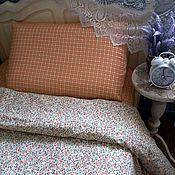 Для дома и интерьера handmade. Livemaster - original item bed linen country. Handmade.