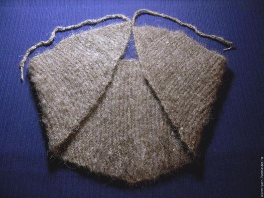 """Пояса, ремни ручной работы. Ярмарка Мастеров - ручная работа. Купить Пояс универсальный """"Косынка"""" из собачьей шерсти. Handmade."""