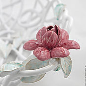Посуда handmade. Livemaster - original item My: Vase for fruit Tenderness. Handmade.