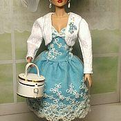 """Куклы и игрушки ручной работы. Ярмарка Мастеров - ручная работа Комплект """"Мисс Элегантность""""#2. Handmade."""