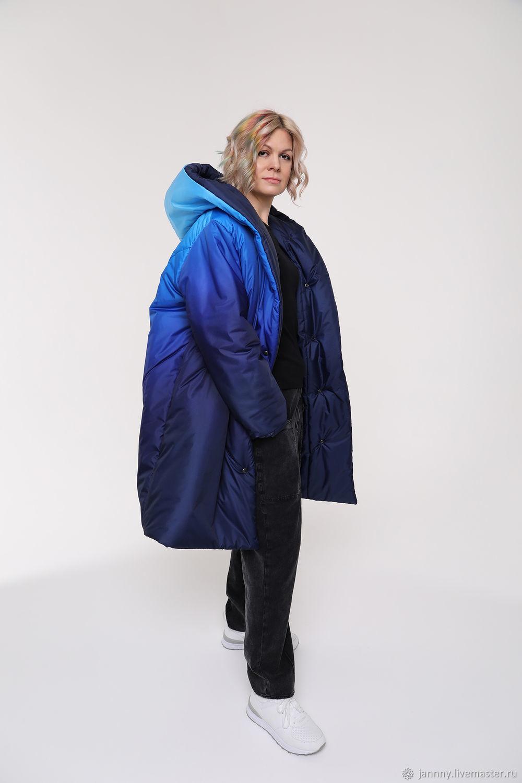 Warm down jacket ' Venus', Down jackets, Moscow,  Фото №1