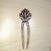 Заколки ручной работы. Ярмарка Мастеров - ручная работа заколка для волос веер. Handmade.