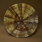 Посуда ручной работы. Ярмарка Мастеров - ручная работа Солнечная карусель. Handmade.