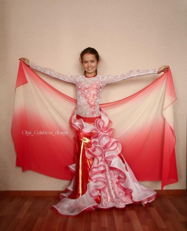 Пышные юбки для танцев живота