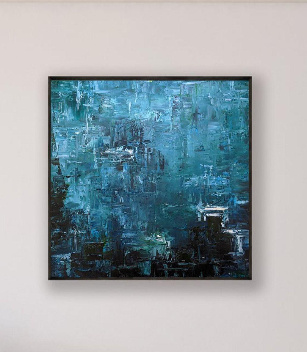 Интерьерная картина, Абстрактная живопись, Картины, Санкт-Петербург,  Фото №1