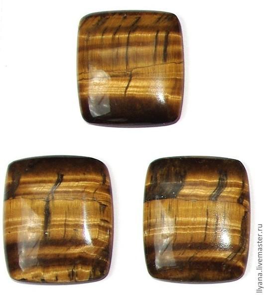0177 Тигровый глаз (комплект), размер пара 23х19мм, один 21х19мм, 600руб.