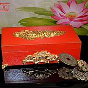 Фен-шуй и эзотерика handmade. Livemaster - original item Box money