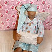 Куклы и игрушки ручной работы. Ярмарка Мастеров - ручная работа Тильда Сплюша Кристоф.. Handmade.