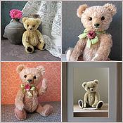 Куклы и игрушки ручной работы. Ярмарка Мастеров - ручная работа Мишка-Тедди. Handmade.