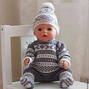 Куклы и игрушки ручной работы. Ярмарка Мастеров - ручная работа Вязанная одежда для кукол. Handmade.