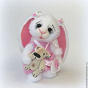 Куклы и игрушки ручной работы. Ярмарка Мастеров - ручная работа Розовые облака. Handmade.