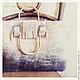 сумка из войлока Nomad