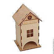 Материалы для творчества handmade. Livemaster - original item The teahouse of chipboard.. Handmade.