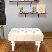 Кресла ручной работы. Ярмарка Мастеров - ручная работа Банкетка 30/60см. Handmade.