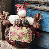 Куклы и игрушки ручной работы. Ярмарка Мастеров - ручная работа Кукла Кубышка-травница. Handmade.