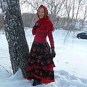 Одежда ручной работы. Ярмарка Мастеров - ручная работа Зимние уютности. Handmade.