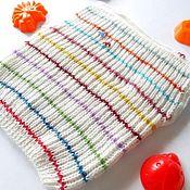 Жилеты ручной работы. Ярмарка Мастеров - ручная работа Детский жилет вязаный Все цвета - любимые для мальчика, для девочки. Handmade.