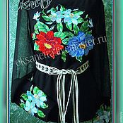 Одежда handmade. Livemaster - original item Embroidery