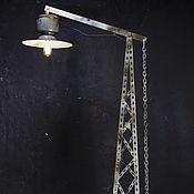 Для дома и интерьера handmade. Livemaster - original item Standard lamp Loft. Handmade.