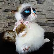Куклы и игрушки ручной работы. Ярмарка Мастеров - ручная работа Grumpy Cat. Handmade.