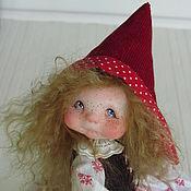 """Куклы и игрушки ручной работы. Ярмарка Мастеров - ручная работа """"Красная Шапочка"""". Handmade."""