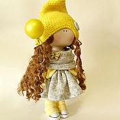 Куклы и игрушки ручной работы. Ярмарка Мастеров - ручная работа Кукла интерьерная гномочка. Handmade.