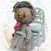 Куклы и игрушки ручной работы. Ярмарка Мастеров - ручная работа Она звалась Татьяной.... Handmade.