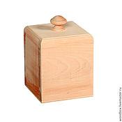 Материалы для творчества handmade. Livemaster - original item 101012Shkatulka-casket 10 10 12 see, for spices, tea, coffee, handicraft,.. Handmade.