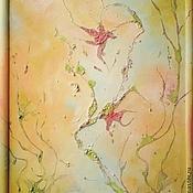 """Картины и панно ручной работы. Ярмарка Мастеров - ручная работа Картина """"Иллюзии"""". Handmade."""