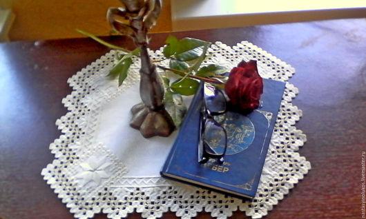 Текстиль, ковры ручной работы. Ярмарка Мастеров - ручная работа. Купить салфетка хардангер Скандинавские мотивы. Handmade. Хардангер, интерьер