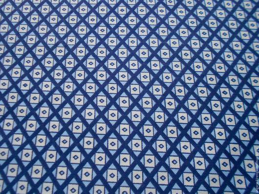 Шитье ручной работы. Ярмарка Мастеров - ручная работа. Купить Ткань сатин. Handmade. Комбинированный, сатин, ткань для творчества