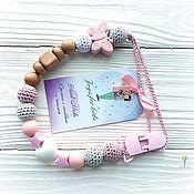 Работы для детей, handmade. Livemaster - original item Holder