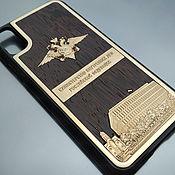 handmade. Livemaster - original item MVD RF - protective bumpers for your phone (gray, white, bronze). Handmade.