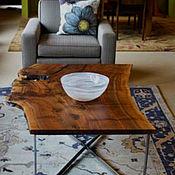 Для дома и интерьера ручной работы. Ярмарка Мастеров - ручная работа Изящный журнальный столик. Handmade.