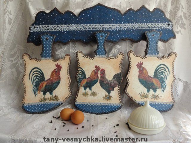 A set of kitchen boards Petya-Petushok , Cutting Boards, Tomsk,  Фото №1