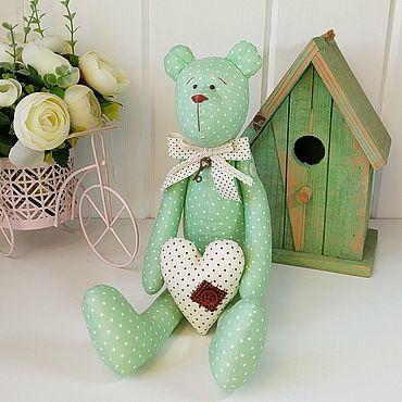 Куклы и игрушки ручной работы. Ярмарка Мастеров - ручная работа Ми-ми-мишка.. Handmade.