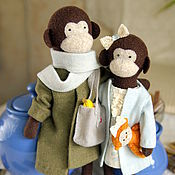 Куклы и игрушки ручной работы. Ярмарка Мастеров - ручная работа Маргарита и Марианна. Handmade.