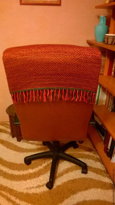 Подлокотники на кресло своими руками
