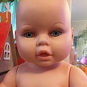 Куклы и игрушки ручной работы. Ярмарка Мастеров - ручная работа Виниловая Малышка ООАК, 55 см - манекен детской одежды 0-3 мес. Handmade.