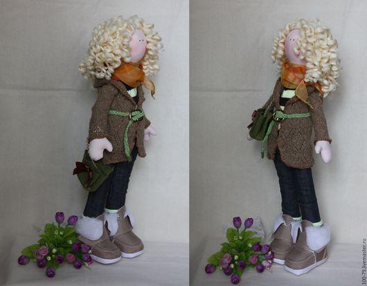 Куклы Тильды ручной работы. Ярмарка Мастеров - ручная работа. Купить РАСПРОДАЖА! Интерьерная кукла.Текстильная кукла (цена указ.со скидкой). Handmade.