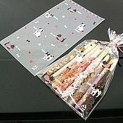 Пакеты ручной работы. Ярмарка Мастеров - ручная работа Пакет для упаковки подарка.. Handmade.