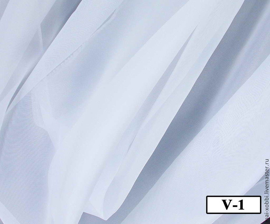 ткань вуаль для штор фото