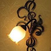 Для дома и интерьера handmade. Livemaster - original item Sconce. Handmade.