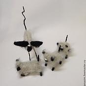 Куклы и игрушки ручной работы. Ярмарка Мастеров - ручная работа Сиамское счастье. Handmade.