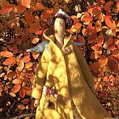 Куклы и игрушки ручной работы. Ярмарка Мастеров - ручная работа Осенний ангел. Handmade.