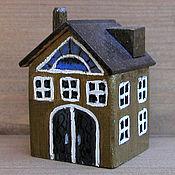 Для дома и интерьера handmade. Livemaster - original item HOUSES: Interior cabin handmade wood,