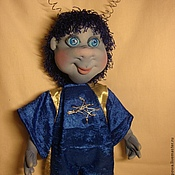 """Куклы и игрушки ручной работы. Ярмарка Мастеров - ручная работа Кукла """"Инопланетянин"""". Handmade."""